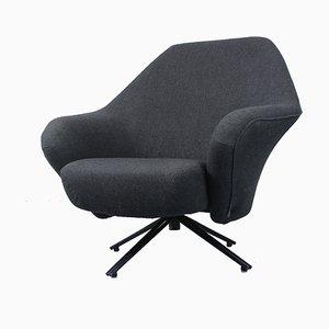 Model P32 Lounge Chair by Osvaldo Borsani for Tecno, 1960s