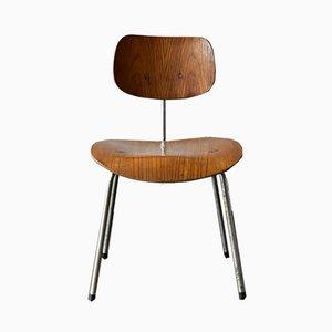 Chaise de Salon SE 68 Mid-Century par Egon Eiermann pour Wilde + Spieth
