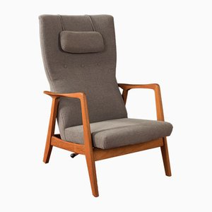 Mid-Century Lounge Chair by Torbjoern Bekken & Adolf Relling, 1950s