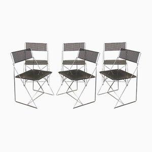 Vintage Dining Chairs by Neils Jorgen Haugesen, Set of 6