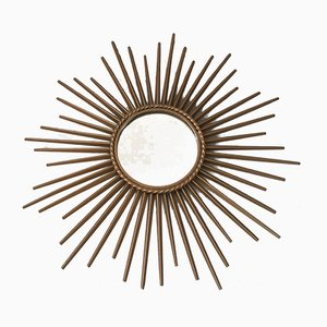 Sunburst Mirror from Vallauris, 1960s