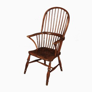 18th Century Elm Windsor Chair