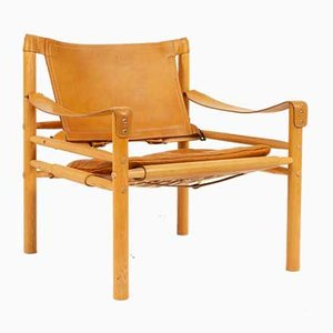 Safari Chair by Arne Norell for Arne Norell AB, 1960s