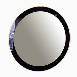 Black and Gold Mirror, 1960s