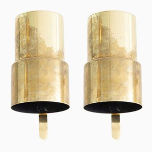 Swedish Sconces by Hans-Agne Jakobsson for Hans-Agne Jakobsson AB Markaryd, 1960s, Set of 2