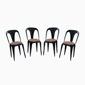 Mid-Century Dining Chairs from Multipl's, Set of 4