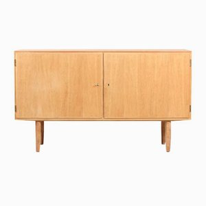 Vintage Oak Sideboard from Poul Hundevad, 1970s