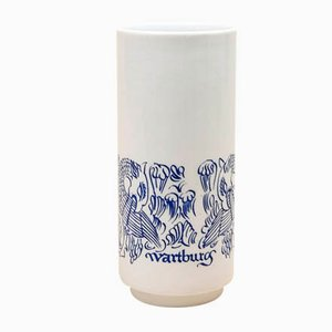 Porcelain Vase from VEB Kunstporzellan Ilmenau , 1970s