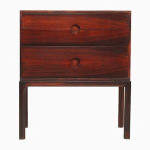 Vintage Model 384 Rosewood Dresser by Kai Kristiansen for Aksel Kjersgaard, 1960s