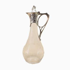Art Nouveau Carafe from WMF, 1900s