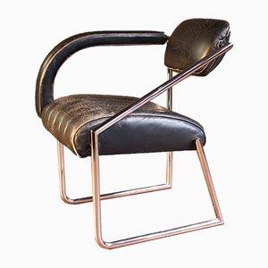 Vintage Lounge Chair by Eileen Gray for Vereinigte Werkstätten München, 1970s