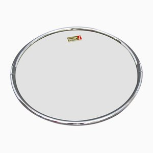 Metal Frame Mirror, 1980s