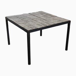 Table Basse en Céramique, France, années 50