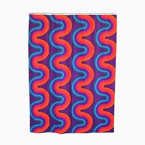 Tende di Verner Panton per Mira-X, anni '70, set di 2