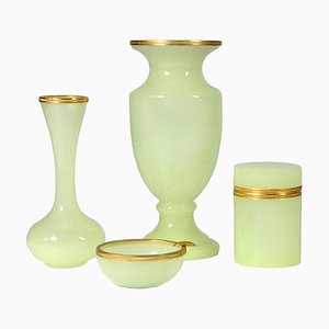 Italian Glass Set from Nason, 1960s