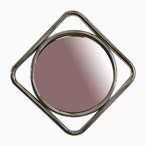 Tubular Chrome Mirror, 1970s