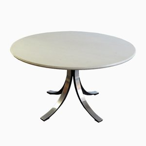Marble Model T69 Dining Table by Osvaldo Borsani for Tecno, 1960s