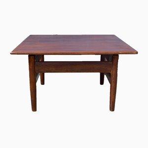 Vintage Scandinavian Teak Coffee Table by Karl Sørlie for Sørlie & Sonner, 1960s