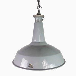 Lampada industriale vintage di Benjamin Electric Manufacturing Company