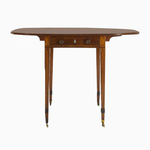 18th Century Georgian Mahogany Pembroke Table