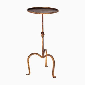 Vintage Iron Martini Table