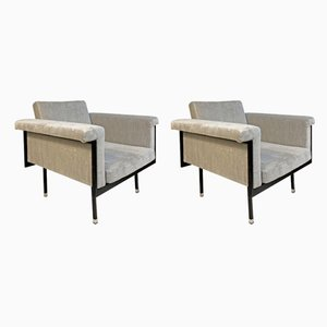 Lounge Chairs by Kazuhide Takahama, 1950s, Set of 2