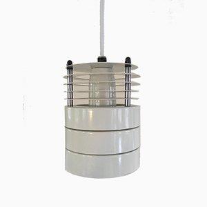 Lámparas colgantes de Jørgen Buchwald para Laterna Danica, años 80. Juego de 2