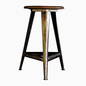 Vintage Tripod Stool by Drabert for Drabert