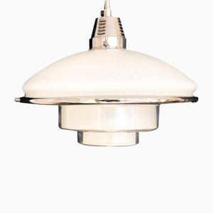 Lámpara de techo de C. F. Otto Müller para Sistrah, años 30