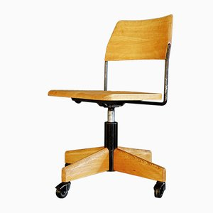 Swivel Chair by Stoll Giroflex for Stoll, 1960s