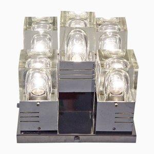 Deckenlampe von Gaetano Sciolari, 1960er