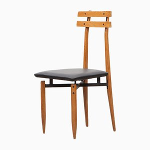 Dining Chairs from Roberto Aloi, 1960s, Set of 10