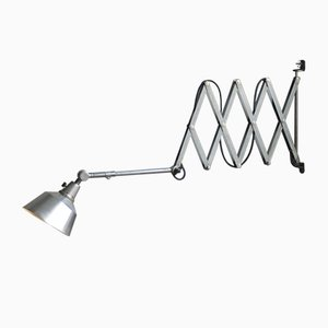 Scissor Lamp by Curt Fischer for Midgard / Industriewerke Auma, 1960s