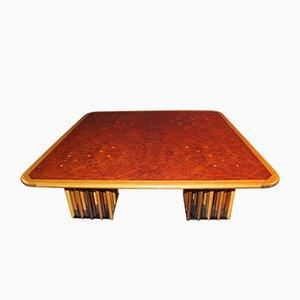 Mesa de centro modelo Artona vintage de Tobia & Afra Scarpa para B&B - MAXALTO, años 70
