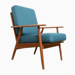 Dänischer Mid-Century Sessel aus Teak