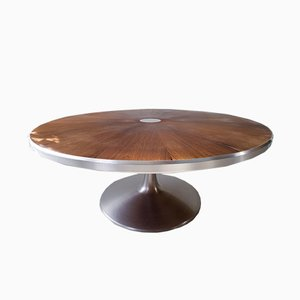 Mid-Century Rosewood Coffee Table by Poul Cadovius for France & Søn / France & Daverkosen