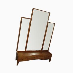 Vintage Dresser with Mirror, 1960s