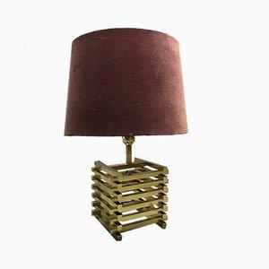 Lámpara de mesa vintage de Willy Rizzo, años 50