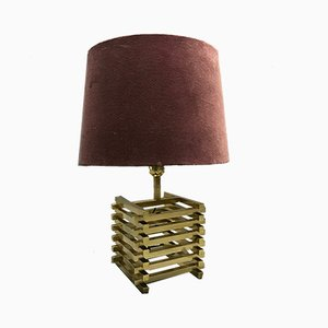 Vintage Table Lamp by Willy Rizzo, 1950s