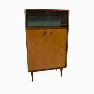 Mid-Century Mahogany and Ash Buffet, 1950s