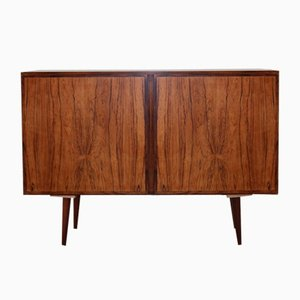 Small Danish Rosewood Cabinet from Omann Jun, 1960s