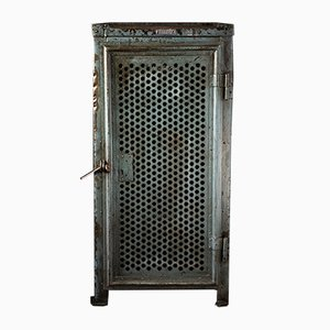 Vintage Metal Cabinet from Rowac, 1920s
