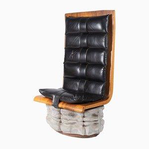Tschechischer Vintage Stuhl