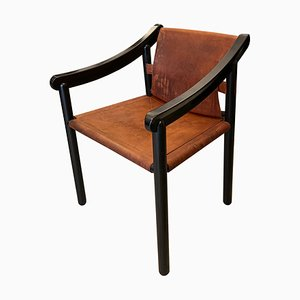 Mid-Century Italian No. 905 Armchair by Vico Magistretti for Cassina