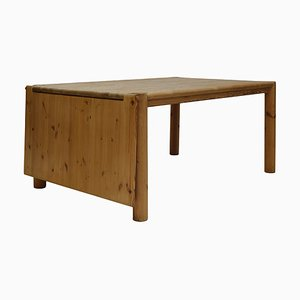 Table de Salle à Manger Extensible en Pin par Rainer Daumiller pour Hirtshals Sawmill, 1970s