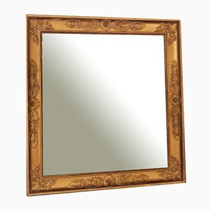 Empire French Giltwood Mirror