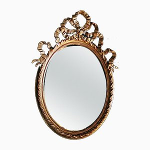 Rococo French Golden Mirror