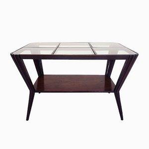 Table Basse Vintage par Osvaldo Borsani pour Atelier Borsani Varedo, Italie, 1940s