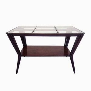 Vintage Italian Coffee Table by Osvaldo Borsani for Atelier Borsani Varedo, 1940s