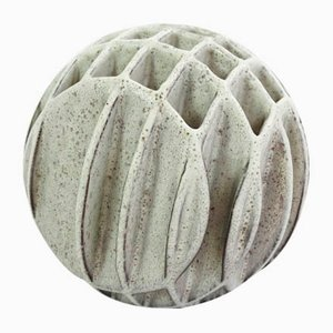 Sculpture Balancing Sphere par Alessio Tasca, 1960s